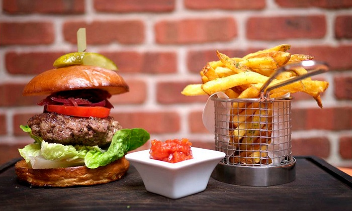 Honky Tonk - Honky Tonk: Three-Course American Meal and Cocktail from £14.95 at Honky Tonk (Up to 54% Off)