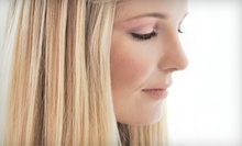 $69 for Womens Haircut, Style, and Partial Highlight at Urban Roots ($141 Value)