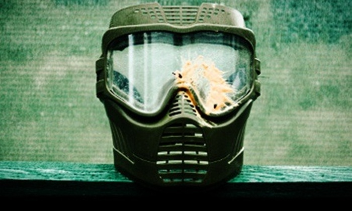 Asylum Paintball - Asylum Paintball: Asylum Paintball Manchester: Experience With 100 Balls Each from £5 (Up to 96% Off)