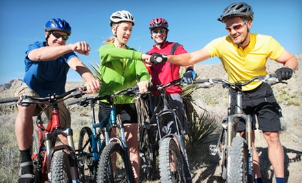 1, 5, or 10 Rides to Soquel Demonstration Forest, or Mountain-Biking Class from Shuttle Smith Adventures (Up to 63% Off)