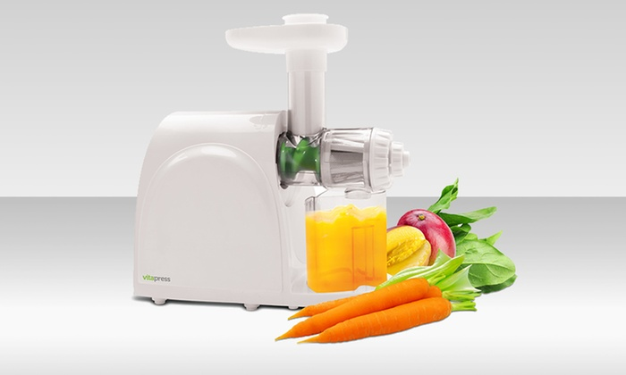 Big Boss Heavy Duty Masticating Slow Juicer Reviews : Big Boss Heavy-Duty Juicer Groupon
