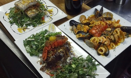 Italian Cuisine at Villaggio Ristorante (Up to 46% Off). Four Options Available.