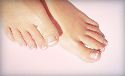 $149 for Laser Nail-Fungus-Removal Treatment for All Toes at Oceanview Med Spa ($325 Value)