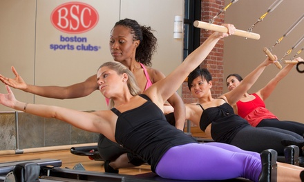 $34 for a 30-Day Passport Membership to Boston Sports Clubs ($79.95 Value)