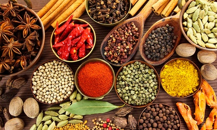 $7 for $14 Worth of Spices at Savory Spice Shop