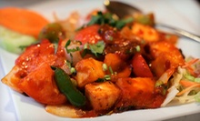 Indian and Nepalese Cuisine at Himalayan Heritage (Half Off). Two Options Available.