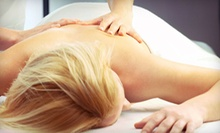 $39 for a 60-Minute Infrared Swedish Massage at Family Massage Trust (Up to $89 Value)