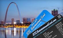 $39 for an STL Entertainment Card for Discounts at Museums, Fun Centers, and Other Local Favorites ($100 Value)