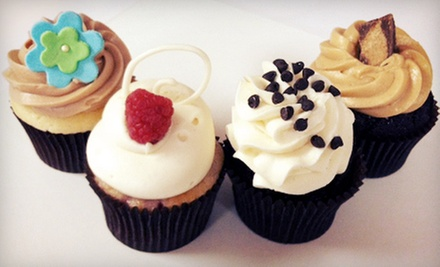 $13 for One Dozen Cupcakes at The Cupcake Orchard ($27.50 Value)