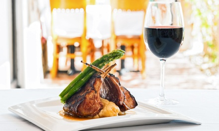 American Bistro Meal with Entrees and Dessert to Share for Two or Four at Verdi's (Up to 30% Off)