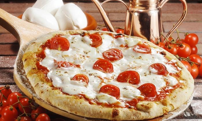 Ristorante Pizzeria Milano 43 - RISTORANTE PIZZERIA MILANO 43: Menu con antipasto, pizza, dolce e birra da 19,99 €