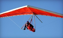 Hang-Gliding Lesson and Flight for One or Two at Dive High (Up to 56% Off)