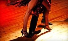 Six Weeks of Salsa Lessons for One or Two at Dancin Motion (Up to 74% Off)