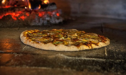 $12 for $20 Worth of Pizza, Craft Beer, and Italian Cuisine at Marinades Pizza Bistro