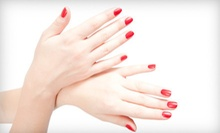 $20 for a Shellac Manicure at Canary Crystal Salon and Spa ($40 Value)