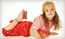 Four Children's Dance Sessions or Five or Ten Adult Fitness or Dance Classes at Belly2Abs (Up to 73% Off)