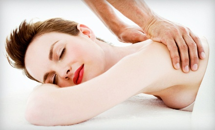 One or Three 60-Minute Deep-Tissue Massages at Berry Beautiful Salon and Spa (Up to 58% Off)