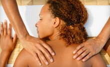 One, Two, or Three 50-Minute Swedish or Deep-Tissue Massages at Hot Hands Studio & Spa (Up to 63% Off)