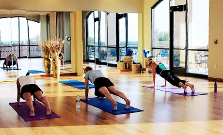 Yoga classes in Parker CO