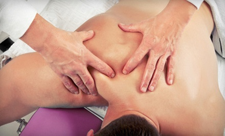 One or Two 60-Minute Deep-Tissue Massages from Daniel Fernandez LMT (Up to 58% Off)