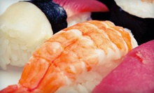 Japanese Cuisine and Sushi for Two or More or Four or More at Kyoto (Up to 56% Off).