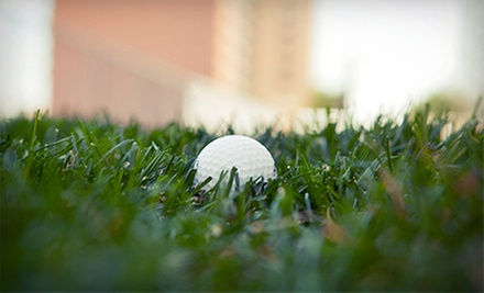 $30 for Nine-Hole Round of Golf for Two with Power Cart Rental at Sherwood Golf & Country Club (Up to $68 Value)
