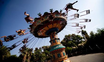 Sevilha: bilhete para a Isla Mágica com opção de 1 noite de estadia em quarto triplo desde 58€