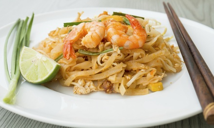 $15 for $27 Worth of Thai Food at Tida Thai Virginia Beach