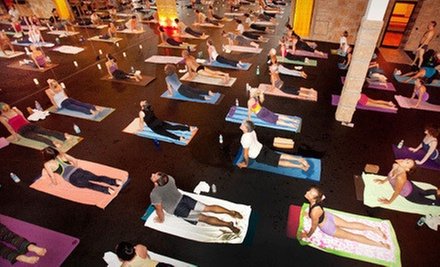 10 or 20 Yoga Classes, or Six Months of Unlimited Classes at Anuttara Yoga Shala (Up to 75% Off)