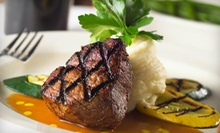Fine-Dining American Cuisine for Dinner at Restaurant 1107 (Half Off). Two Options Available.