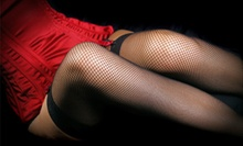 5 or 10 Burlesque Classes at Studio Burlesque Atlanta (Up to 67% Off)