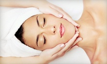 One or Three Signature Facials with Brow or Lip Waxes at Indulge Day Spa (Up to 63% Off)