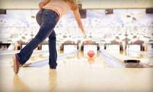 $12.99 for Bowling and Drinks for Two at Cherry Hill Lanes (Up to $26 Value)
