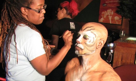 Three-Hour BYOB Body-Painting Party for One, Two, or Four at ABC Bodyart (Up to 55% Off)