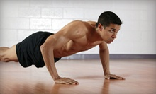 Six Weeks of Boot-Camp Classes for One or Two from Teem Performance Training (Up to 61% Off)