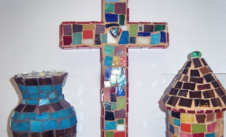 Mosaic-Making Experience for One or Two at Smashing Times (Up to Half Off)