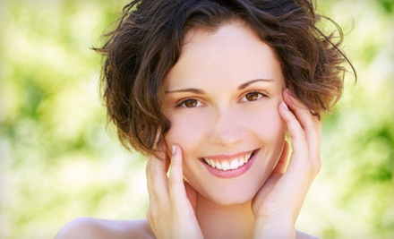 Age Reversal Facial Treatment or Revitalizing Express Facial Treatment at James Mark Salon & Spa (Half Off)