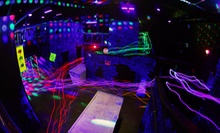 $20 for Entertainment-Center Package with Arcade Credit and Six Attractions at Chesterfield Sports Fusion ($40 Value)