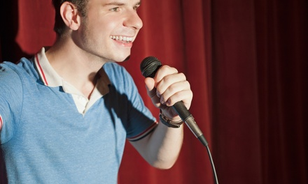 Stand-Up Comedy Show for Two at Yuk Yuk's Calgary (Up to 50% Off)