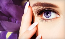 $45 for a Full Set of Eyelash Extensions at Trevi Nails ($99 Value)