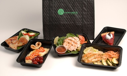 $129 for Two Consecutive Weeks of Healthy Meal Delivery from Success Meals KC ($416.66 Value)