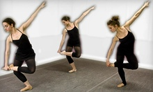 Dance Classes at Studio 180 (Up to 66% Off). Four Options Available.