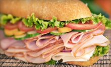 $5 for $10 Worth of Specialty Sub Sandwiches at Submarina