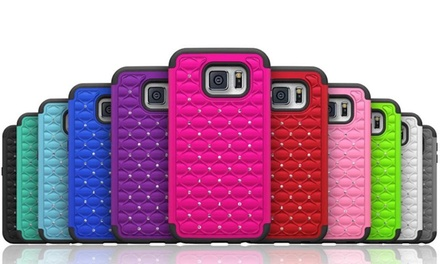 Rhinestone Case for Samsung Galaxy S6
