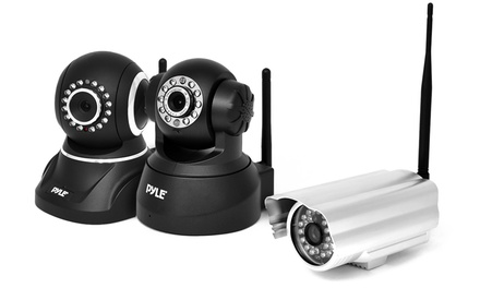Pyle Wireless Surveillance Cameras from $69.99–$109.99