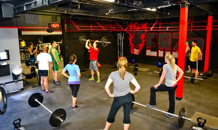 $55 for Five CrossFit On-Ramp Classes at FERZa CrossFit ($199 Value)