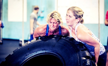 $49 for 5 Weeks of Consecutive Boot-Camp Classes at Hard Exercise Works ($199 Value). 7 Locations.
