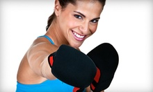 5 or 10 Piloxing Classes at FemmeFit (Up to 71% Off)