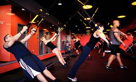 $29 for Four Group-Fitness Sessions at Orangetheory Fitness ($100 Value)