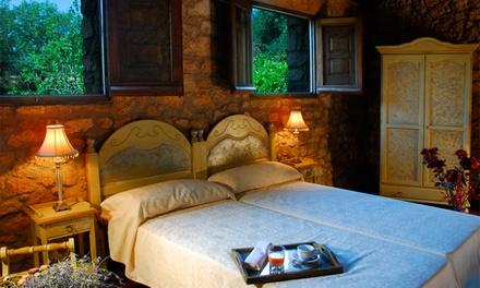 Hotel Rural A Velha Fábrica — Cáceres: 1-2 noites para dois com pequeno-almoço, welcome gift e late check-out desde 44€